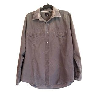 JF J.Ferrar Men's shirt. Modern fit. Size L